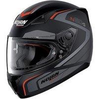 Nolan N60-5 Practice black/red/grey