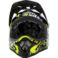 O'Neal Backflip RL2 Solid Evo S18 Kids black/yellow