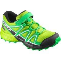 Salomon Speedcross CSWP K lime green/classic green/black
