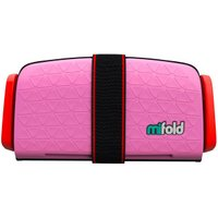 mifold Grab and Go Booster Seat Perfect Pink