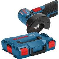 Bosch GWS 10,8-76 V-EC Professional (2x 2,5 Ah + case)