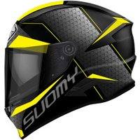 Suomy Speedstar Rap black/yellow