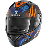 SHARK Ridill Threezy black/blue/orange