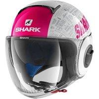 SHARK Nano Tribute white/pink