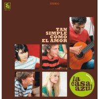 La Casa Azul - Tan simple como el amor (vinyl)