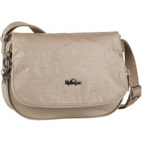 Kipling Earthbeat S lacquer sand