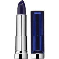 Maybelline Color Sensational Loaded Bolds Lipstick 892 Midnight Blue (4ml)