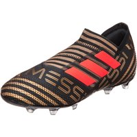 Adidas Nemeziz Messi 17+ 360 Agility FG Jr core black/solar red/tactile gold metallic