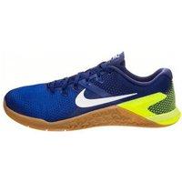 Nike Metcon 4 volt/racer blue/gum medium brown/white