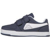 Kappa Trooper Light Ice Kids navy/white