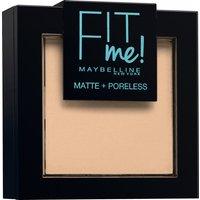 Maybelline Fit ME! Matte + Poreless Powder 115 Ivory (9g)