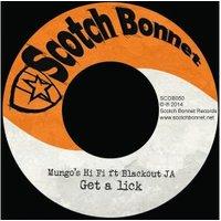 Mungo's Hi-Fi - Get A Lick Feat Blackout JA/Kuff Riddim [12 VINYL]