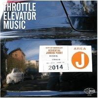 Throttle Elevator Music - Area J - Feat. Kamasi Washington [VINYL]