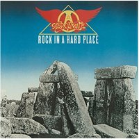 Aerosmith - Rock In A Hard Place (Vinyl)
