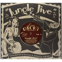 VARIOUS - Jungle Jive-Voodoo Exotica Jungle Swing Volume 1 (10 Vinyl)