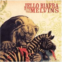 Jello Biafra & The Melvins - Never BreaThe What You Can't See (Vinyl)