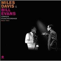 Miles Davis / Bill Evans - Complete Studio Recordings - Master Takes (180g) (2LP) [VINYL]