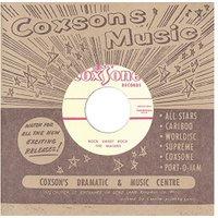 The Wailers - Rock Sweet Rock/Jerk In Time (7 Vinyl)