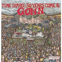 GONN - Time Travel - 50 Years Come & GONN (Coloured Vinyl)