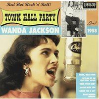 Wanda Jackson - Live At Town Hall Party 1958 (Colored 12 Vinyl)