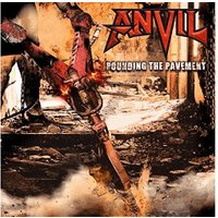 Anvil - Pounding The Pavement (2LP) (Vinyl)