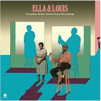 Ella Fitzgerald / Louis Armstrong - Complete Studio Small Group Recordings (180g) (2LP) (Vinyl)