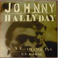 Johnny Hallyday - Ca Ne Change Pas Un Homme (Vinyl)