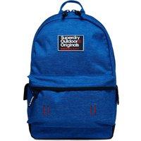 Superdry Binder Montana Backpack blue grit