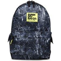 Superdry Marble Montana Backpack marble black