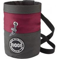 Moon S7 Retro Chalk Bag (grey/maroon)