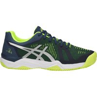 Asics Gel-Bela 6 SG dark blue/silver/safety yellow