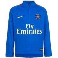 Nike Paris Saint-Germain Dry Squad Drill Training Top Youth hyper cobalt/rush red/white