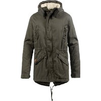 Superdry Winter Rookie Military Parka (M50026TP) green