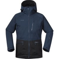 Bergans Myrkdalen Jacket dark steelblue/solid charcoal