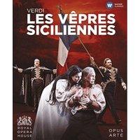 Erwin Schrott, Royal Opera House, Antonio Pappano Bryan Hymel - Verdi: Les Vêpres siciliennes (Live at the Royal Opera House Cov