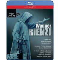 Wagner: Rienzi [Blu-ray] [2013] [Region Free]