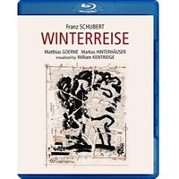 Goerne - Schubert: Winterreise - Visualised By William Kentridge [Matthias Goerne; Markus Hinterhäuser] [C Major Entertainment:
