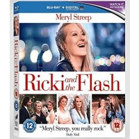 Ricki and the Flash [Blu-ray] [2015] [Region Free]
