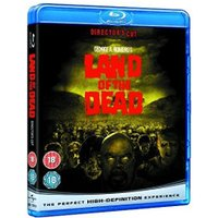 Land Of The Dead [Blu-ray] [Region Free]