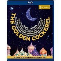 Rimsky-Korsakov: The Golden Cockerel (Mariinsky Orchestra & Chorus / Valery Gergiev) [Blu-ray + DVD (Double Play)]