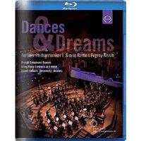 Dances and Dreams (Gala From Berlin 2011) (Evgeny Kissin/ Berliner Philharmoniker/ Sir Simon Rattle) (Euroarts: 2058724) [Blu-ra