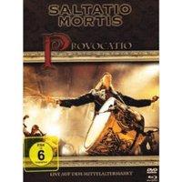 Saltatio Mortis - Saltatio Mortis: Provocatio - Live Auf Dem Mittelaltermarkt [Blu-ray & 2 DVD's] [2014]