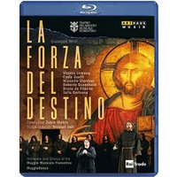 Verdi: La Forza Del Destino (Firenze 2007) (Violeta Urmana, Carlo Guelfi, Marcello Giordani) (Arthaus: 108046) [Blu-ray] [NTSC]