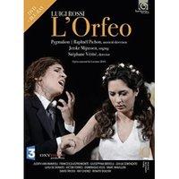 L'orfeo: Opéra National De Lorraine (Pichon) [Blu-ray] [2017]