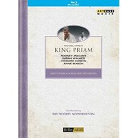Tippett - Tippett:King Priam [Rodney Macann; Sarah Walker; Howard Haskin; Anne Mason; Kent Opera Chorus and Orchestra, Sir Roger