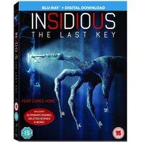 Insidious: The Last Key [Blu-ray] [2018]