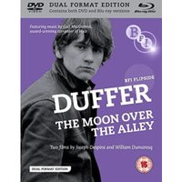 Duffer + The Moon Over the Alley (BFI Flipside) (DVD + Blu-ray)