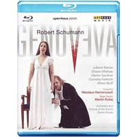 Schumann: Genoveva (Live Recording From The Zurich Opera House 2008) [Blu-ray] [2010] [Region Free]