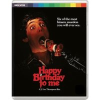 Happy Birthday to Me [Dual Format] [Blu-ray] [Region Free]