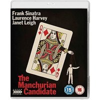 The Manchurian Candidate [Dual Format Blu-ray + DVD]